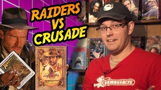 Best Indiana Jones Film - Raiders VS. Crusade - Rental Reviews