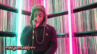 Westwood Crib Sessions - Fuda Guy freestyle