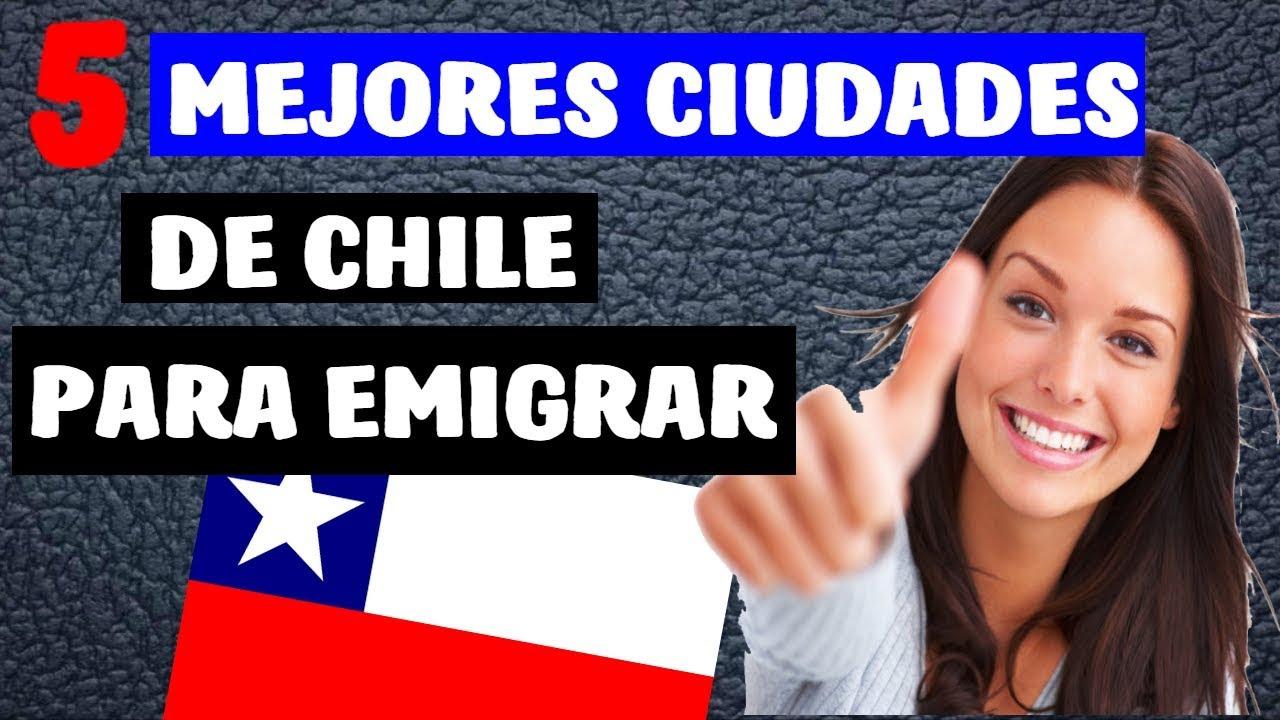 5 mejores ciudades de chile para emigrar y vivir youtube for Marmolerias en santiago de chile