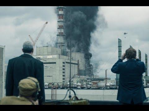 Чернобыль Chernobyl \ Тушение пожара