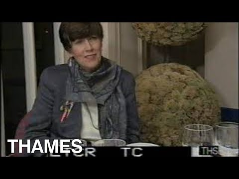 Prue Leith | Interview | Cookery | Recession | Thames Reports | 1991