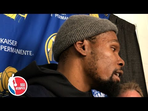 'My little brother wouldn't call that foul' – Kevin Durant   NBA Sound thumbnail