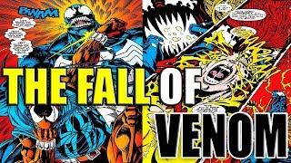 THE FALL OF VENOM (CLONE SAGA) │ Comic History