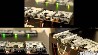 FF7 - Those Who Fight Further on Sixteen Floppy Drives thumbnail