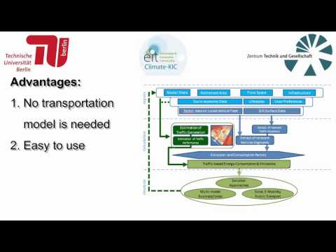 Introduction of Transport Energy and Emission Calculation Tool (TEECT)