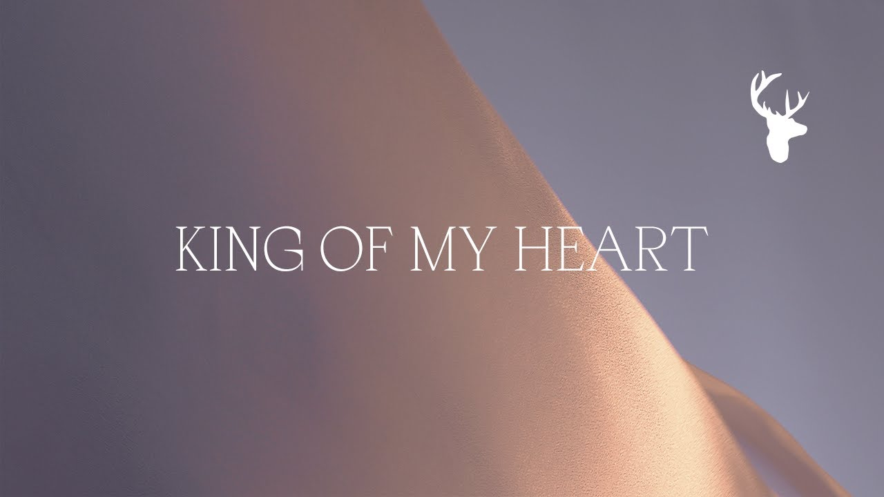 King of My Heart (Official Lyric Video) - Bethel Music feat. Amanda Lindsey Cook | Peace