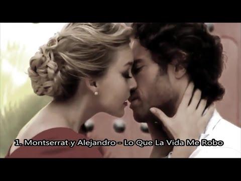 Los Mejores Besos De Telenovelas - 2014 ♡