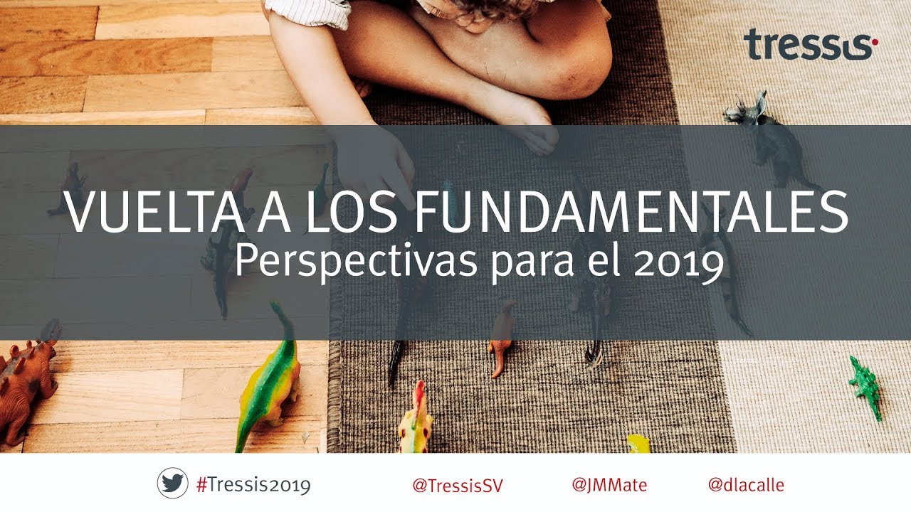 Image result for tressis vuelta a los fundamentales