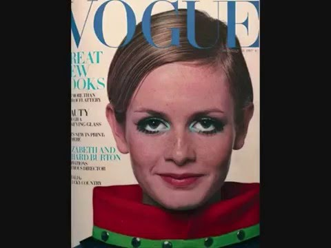 Twiggy - the face of '66