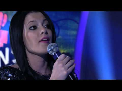 Programa Raul Gil - Juliana Silva (Soube que Me Amava) - Jovens Talentos - #JT2013