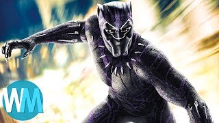 Top 5 Facts about Black Panther (2018)