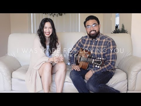 I Was Made For Loving You (Cover) - Ft. Julz Savard