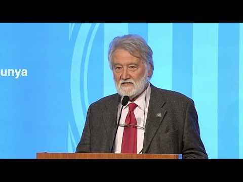 Sr. Joandomènec Ros, president de L'Institut d'Estudis Catalans (IEC)
