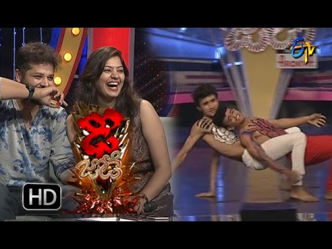 Dhee Jodi - 14th September 2016- Full Episode – ETV Telugu