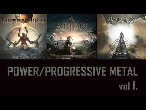 Power/Progressive Metal [new