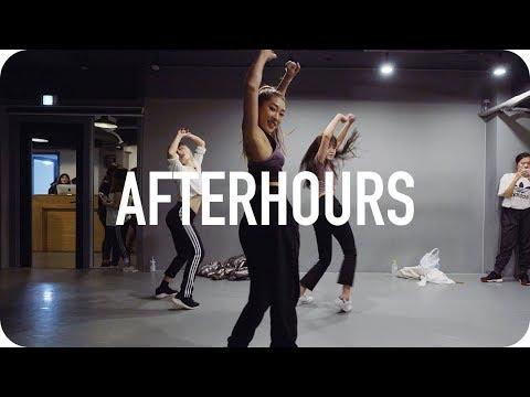 Afterhours - TroyBoi ft. Diplo & Nina Sky / Jane Kim Choreography