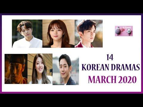 14 KOREAN DRAMAS TO WATCH IN MARCH 2020 L K FANATIC