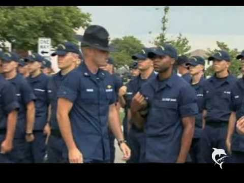 Coast guard basic training video