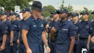 U.S.C.G. Boot Camp - Stills & Video /  by Tom Hough /  SPAR WLB-403