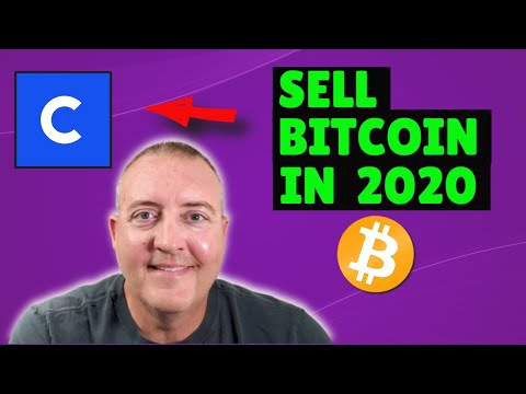 How To SELL BITCOIN On COINBASE - [Step By Step] In 2020!