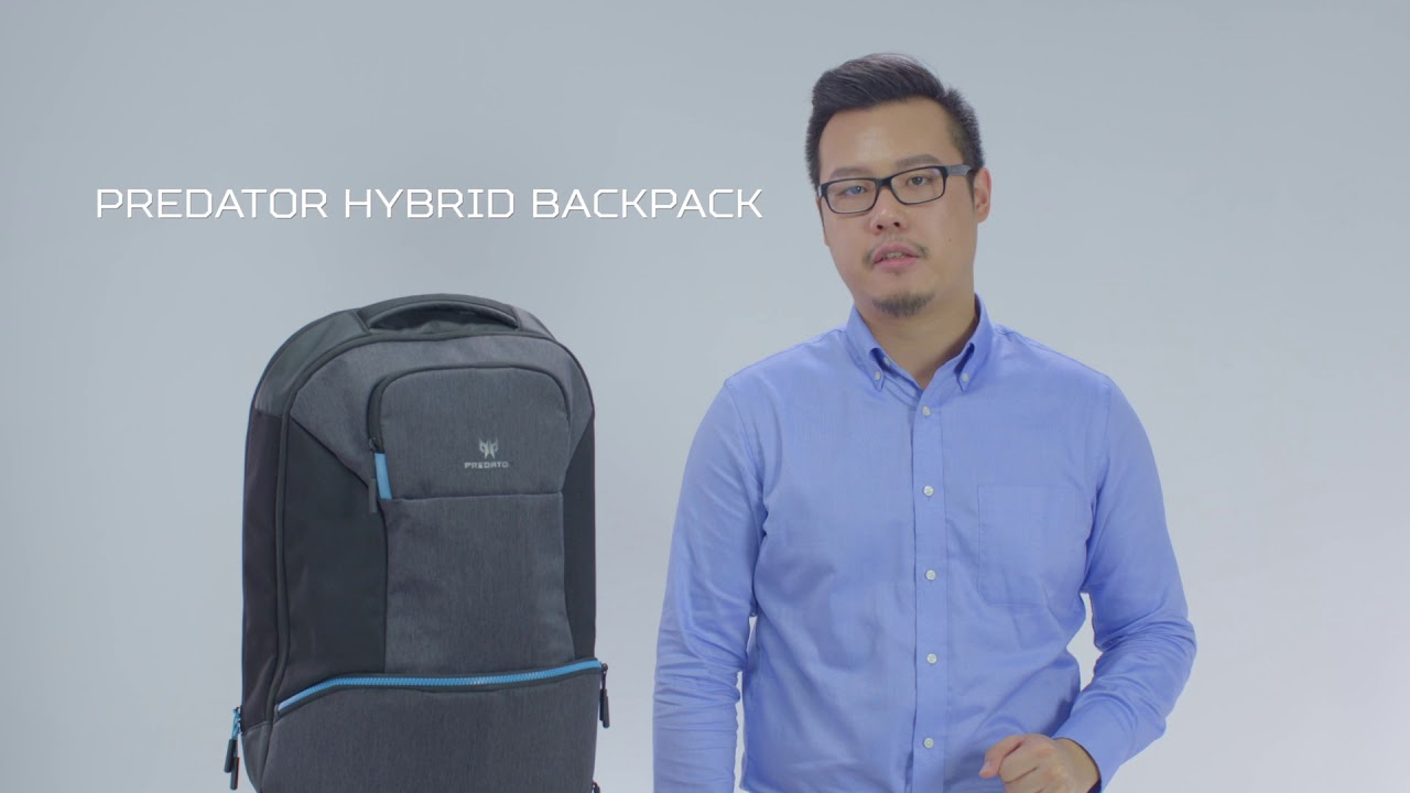 d0530c06be9 Predator Backpack Collection Product Video