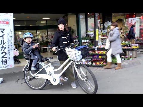 The Mamachari Japan's City Bicycle
