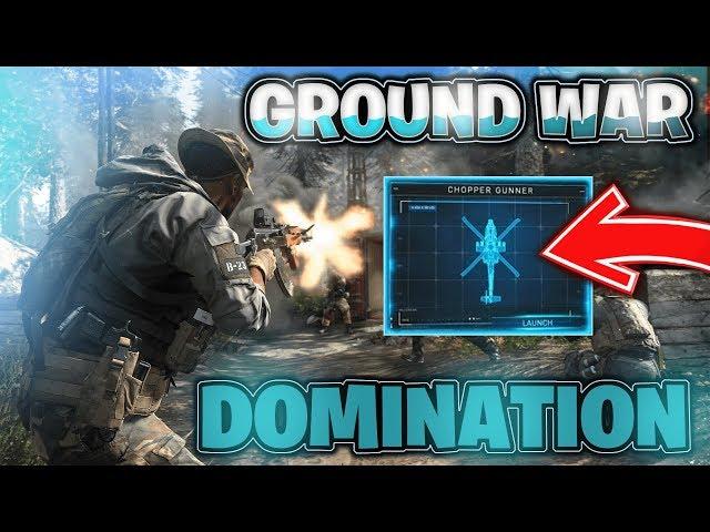 *NEW* Ground War Mode in Modern Warfare is AMAZING!