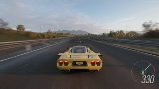 Forza Horizon 4 - 2010 Mosler MT900S Gameplay [4K]