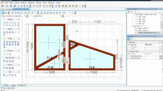 Ra Workshop 3.2 - Mullion Alignment - Window & Door Software