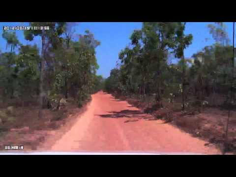 Video 217-Reynolds River 4WD Track in Litchfield NP - To Wangi Falls