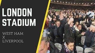 West Ham x Liverpool - Premier League 17/18
