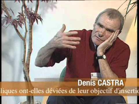 Afpa questions à Denis Castra : l'exclusion professionnelle comme consensus