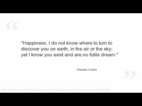 Rosalia Castro Quotes