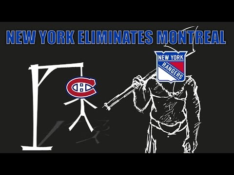 New York Eliminates Montreal