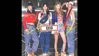exid lady speed up kpop area