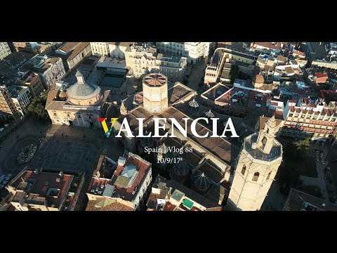 Valencia Spain is Amazing! - Vlog 88