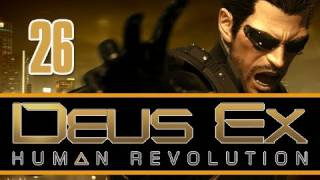 Welcome to my video Walkthrough Walkthrough and Lets Play Playthrough Deus Ex Human Revolution with Live Gameplay and Commentary Deus Ex