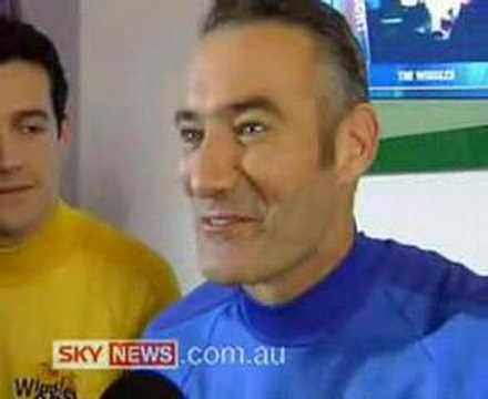 The Wiggles interview (part 1)