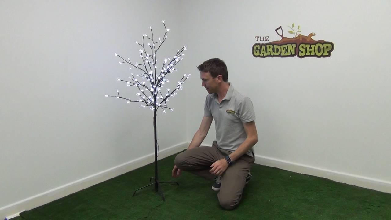 Led Blossom Tree Youtube