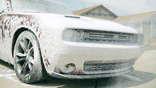 Snow Foam Car Wash - Armor All - SEMA 2019
