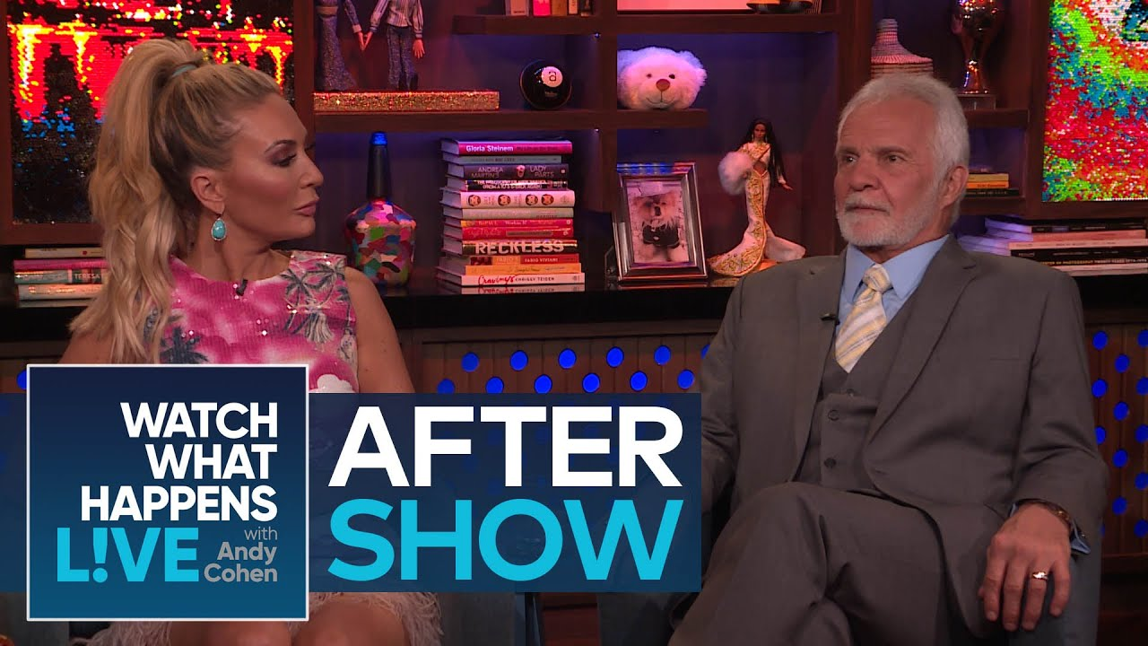 After Show: Andy Cohen's Behavior on Yachts