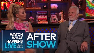 After Show: Andy Cohen's Behavior on Yachts   WWHL