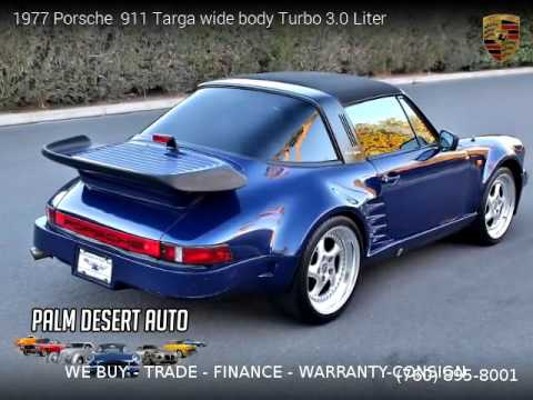 1977 porsche 911 turbo for sale