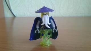 Лего Ниндзяго путешествие во времени 4 сезон 4 эпизод ( тайна золотого оружия 1 часть)