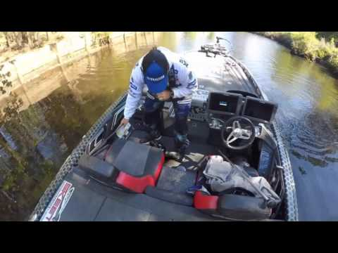 GoPro: Crochet sight fishing Winyah Bay