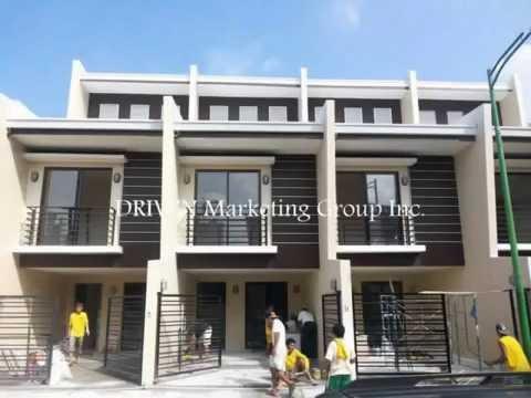 San Antonio Village Makati Townhouse For Sale Youtube