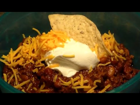 World's Best Chili Recipe: How To Make Homemade Beef & Bean Chili