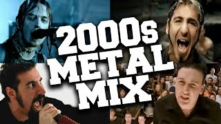 Download Mp3 2000s Heavy Metal Songs Mix Greatest Metal Songs of the 2000s