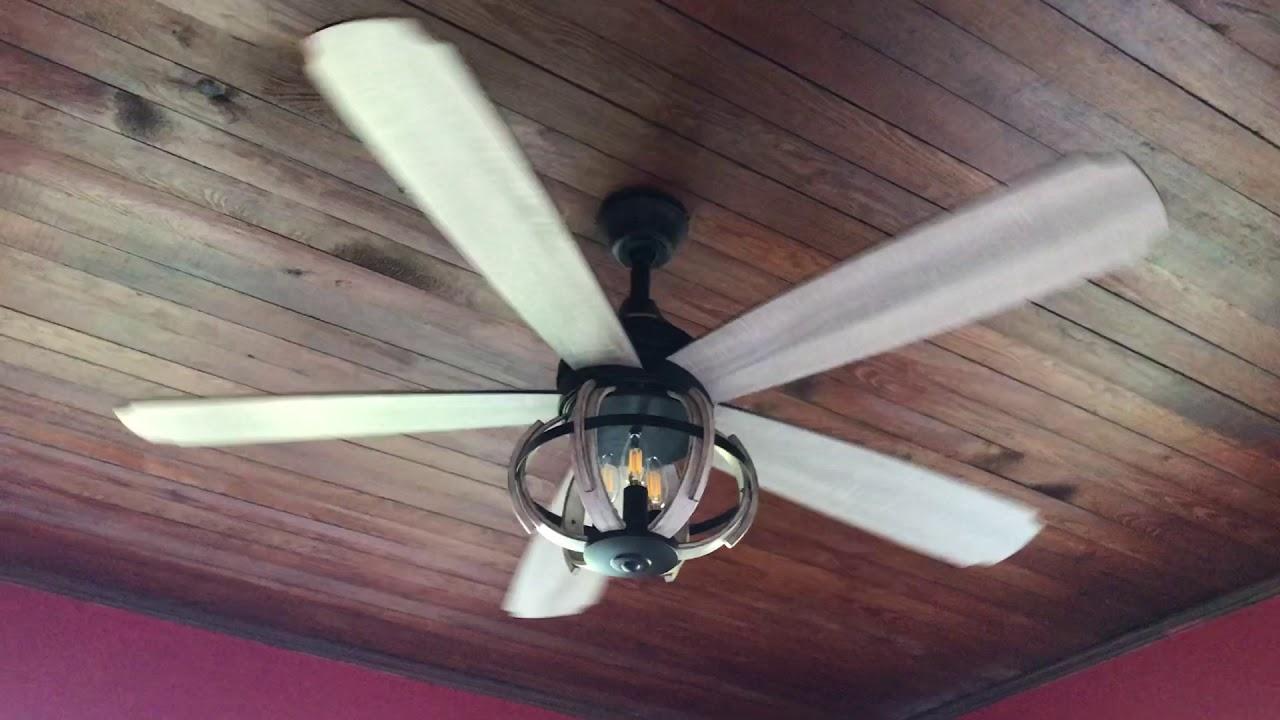 52 patriot lighting nixie ceiling fan