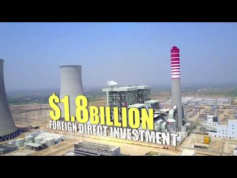 Sahiwal Coal-Fired Power Project, Punjab, Pakistan